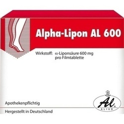 ALPHA LIPON AL 600